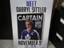 Captain Book Signing