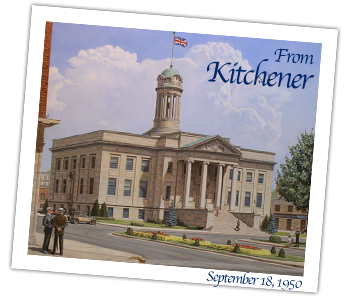 Kitchener, Ontario